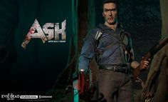 Evil Dead II: Ash figure by Sideshow Collectibles