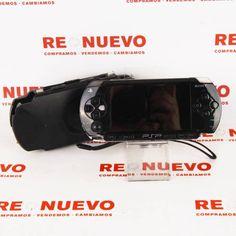#Consola #PSP #1004 E270650 de segunda mano | Tienda online de segunda mano en Barcelona Re-Nuevo #segundamano