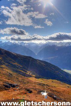 Föhn - South Wind Amazing over Austrian Alps Snowboarding, Skiing, Salzburg, Alps, Climbing, Mountains, Amazing, Holiday, Nature
