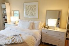 Bed Room Photos: 15 ways to repurpose shutters~ love this wall shelf idea