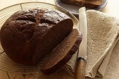 Eastern Europeans, especially Poles, Lithuanians, Russians, Ukrainians and Slovaks, love rye bread. The coarser and darker, the better. There's a staggering variety of ryes, from sourdoughs to buttermilks to cracked rye meal breads. One could conceivably enjoy a different rye bread every day of the week.