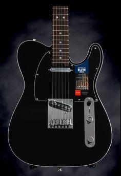 Fender Telecaster Fender Telecaster Black, Fender Guitars, Guitar Collection, Art, Art Background, Kunst, Performing Arts, Art Education Resources, Artworks