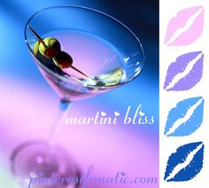 color palette ::: martini bliss by Belinda {pinterestfanatic.com}