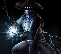 Raiden (Mortal Kombat)