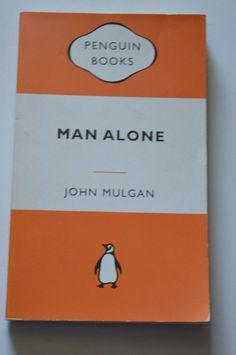 man alone by john mulgan pub by penguin 1972 Penguin Books, Alone, Paper, Ebay