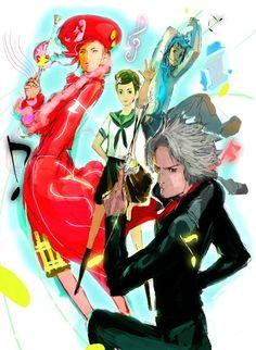 Anunciado el Anime original Classicaloid que se estrenará en 2016.