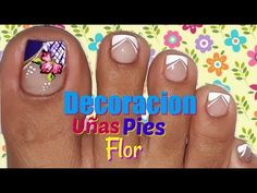 Pedicure Designs, Toe Nail Designs, Toe Nail Art, Toe Nails, Cute Pedicures, Painted Toes, Manicure, Tattoos, Container Pool