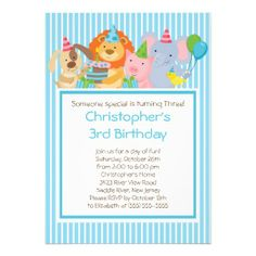 =>Sale on          Cute Party Animals Birthday Party Invitations           Cute Party Animals Birthday Party Invitations We provide you all shopping site and all informations in our go to store link. You will see low prices onDiscount Deals          Cute Party Animals Birthday Party Invitat...Cleck Hot Deals >>> http://www.zazzle.com/cute_party_animals_birthday_party_invitations-161580443282812512?rf=238627982471231924&zbar=1&tc=terrest