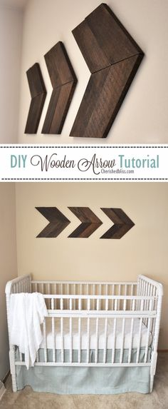 DIY Living Room Decor Ideas - DIY Wooden Arrow Tutorial - Cool Modern, Rustic and Creative Home Decor - Coffee Tables, Wall Art, Rugs, Pillows and Chairs. Step by Step Tutorials and Instructions http://diyjoy.com/diy-living-room-decor-ideas