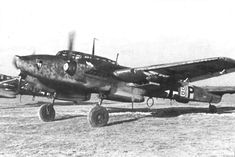 Messerschmitt Bf 110E 6./ZG26,3U+BP, Russia 1941. Ww2 Aircraft, Fighter Aircraft, Military Aircraft, Fighter Jets, Luftwaffe, Aviation News, Experimental Aircraft, History Online, Ww2 Planes