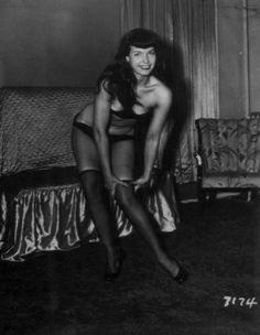 Bettie Page Is All The Rage!: Archive