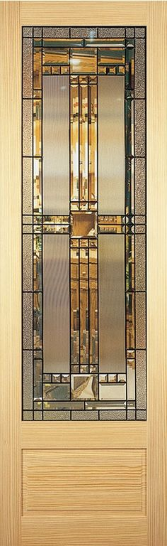 Reeded Pantry Decorative Interior Glass Door Homestory French