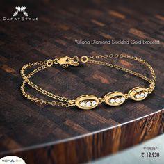 Fine taste is easy to recognize...especially in #jewellery!  #bracelet…