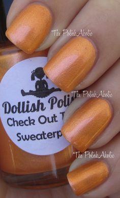 Dollish Polish Check Out Those Sweaterpuffs