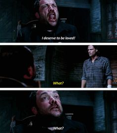 Brilliant episode. Mark Sheppard, Jared Padalecki, Jensen Ackles, Misha Collins and every other actor in that finale did amazing.
