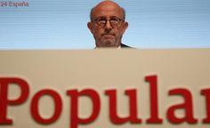 El Popular pierde 137 millones hasta marzo por provisiones inmobiliarias