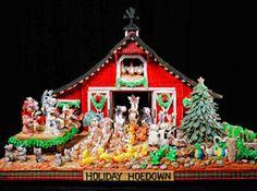 Grove Park Gingerbread House Winner