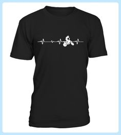 Motocross Heartbeat TShirt (*Partner Link)