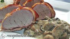 Bacon, Pork, Meat, Pork Roulade, Beef, Pigs, Pork Chops