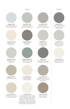 Color Swatch, Pratt & Lambert for Coastal Living Ultimate Beach House Beach House Colors, Beach House Decor, Beach Condo, Beach Bed, Deck Colors, Home Decor, House Color Palettes, Paint Palettes, Pintura Exterior