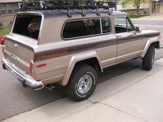 Strode 1982 Cherokee Laredo Build - Page 32 - International Full Size Jeep Association