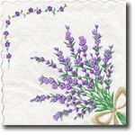 Graf Products - Ricepaper Napkins | lavender| paper crafts | decoupage | mini cakes | floral arrangments | high tea | decorations | lace | shabby chic | japan | serviettes | wrapping paper | wedding | DIY | Ideas | Mothers Day | Christmas | Parties