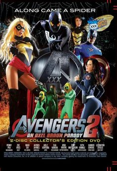 aka Avengers XXX 2 Info: http://www.imdb.com/title/tt4647878/ Release Date: 27 April 2015 (USA) Director: Axel Braun | Genre: Adult Cast: JaydenRead the Rest...