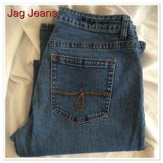 "BOGO FreeJag Jeans EUC; like new, 32"" inseam, boot cut Jag Jeans Boot Cut"