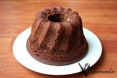 Gourmandise Bolo de chocolate de massa levedada