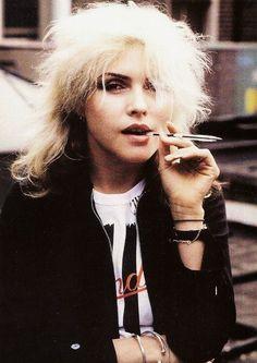 Image result for blondie 1976  Debbie Harry