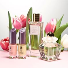 Spring is in the air!    #Oriflame #Fragrance #Manicure #Spring