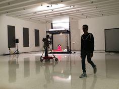 Walker Art Center - Scaffold Room installation with Okwui Okpokwasili, scenic designer R. Eric Stone, and Ralph Lemon, Burnet Gallery, September 2014