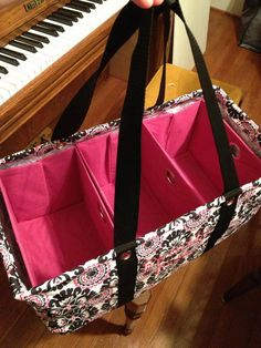 family dollar organizers in the large utility tote...perfect  https://www.mythirtyone.com/354563/