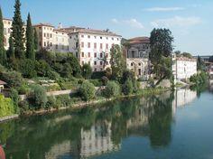 Along the Brenta river - Bassano del Grappa
