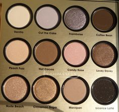 Too Face Shadow Bon Bons palette