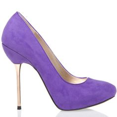 Esti shoe dazzle (I am partial to purple!)
