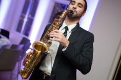 You love live music but also want a DJ...what do you do?? Get both! Our Saxophonist Kevin playing alongside the DJ all night l click here for more info www.VisionEventPlanning.com l #wedding #events #livemusic #djentertainment #saxophonist