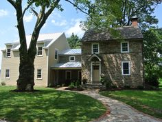 Gap Vacation Rental - VRBO 488297 - 5 BR Dutch Country House in PA, Beautifully Restored 1836 Stone House on 13 Secluded Acres