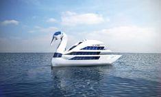 Vasily Klyukin, des yachts au design renversant http://journalduluxe.fr/yacht-vasily-klyukin/