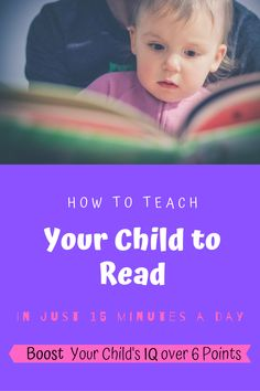 Activities and resources to help teach your child to read in just 12 weeks.