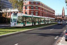 Tramway Paris les Maréchaux