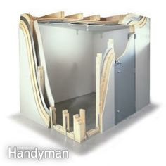 A storm shelter is a super-strong safe room designed to withstand dangerous high winds, tornadoes and flying debris. Youll remain safe even if your house falls apart. We show you a type that you can build yourself.