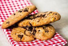 Cookies con Chispas de Chocolate Te enseñamos a cocinar recetas fáciles cómo la receta de Cookies con Chispas de Chocolate y muchas otras recetas de cocina..