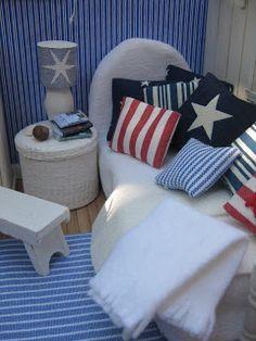 miniatyrmama: New England Guesthouse