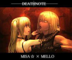 mello death note | Misa X Mello photo Misa_X_Mello_by_nearpuzzle_by_Mello.jpg