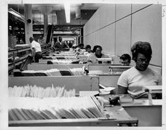 1967 U s Postal Service Gen 1960 1969 Clerks Press Photo | eBay