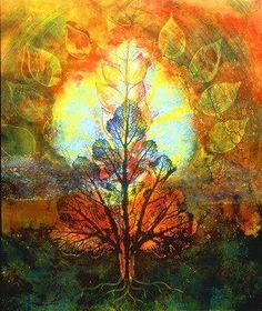 """""""As clay anchors a tree in light and wind - may your outer life grow from peace within""""  ~ John O'Donohue"""