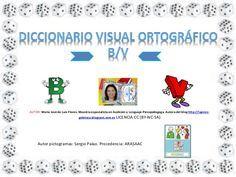 Diccionario visual ortográfico b v   from María José De Luis Flores…
