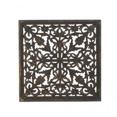 Tempeltavla Svart Zack, 45x45 Black, Home, Fountain, Black People, Ad Home, Homes, Haus, Houses