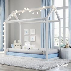 40 fotos de quarto de bebê menino decorados para se inspirar